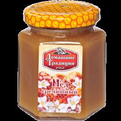 ДТ Мед натуральный гречишный ГОСТ 250г (14) ст/б ШГ