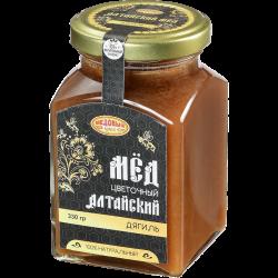 """Мёд Алтайский """"Дягилевый"""" 330г (12) ст/б"""