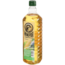 "Кукурузное масло ""Минерва"" 1л (12) пластик"