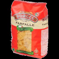 Borges Макаронные изделия Farfalle 500г (12) п/э