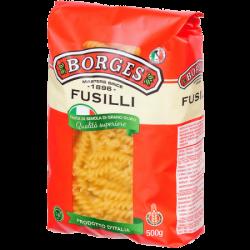 Borges Макаронные изделия Fusilli 500г (12) п/э