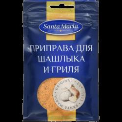 Santa Maria Приправа для шашлыка и гриля 45г (16)