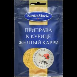Santa Maria Приправа к курице желтый карри 24г (18)