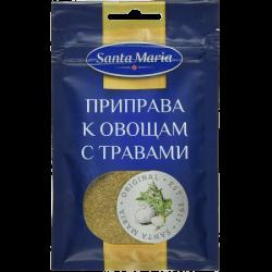 Santa Maria Приправа к овощам с травами 25г (18)