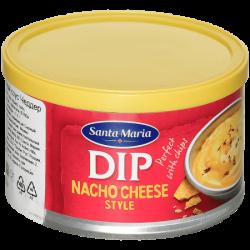 Santa Maria Соус на основе сыра Чеддер 250г (12)