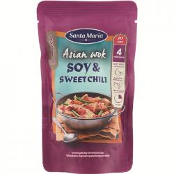 Santa Maria Соевый соус сладкий чили 150мл (10)