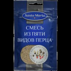 Santa Maria Смесь из пяти видов перца 16г (18)