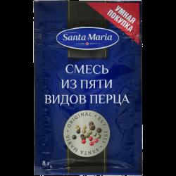 Santa Maria Смесь из пяти видов перца 8г (20)
