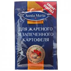 Santa Maria Для жареного и запеч. картофеля 13г (25)