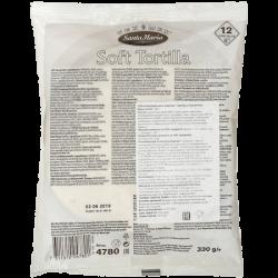 Santa Maria Тортилья пшеничная 6 (12 шт) 330г (12)