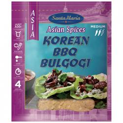 Santa Maria Смесь специй для барбекю по-корейски 35г (12)