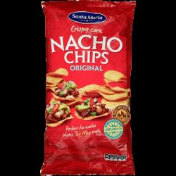 Santa Maria Кукурузные чипсы Начо 475г (12)