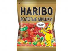 "Харибо (30593)""Золотой мишка"" жеват. мармел.70гр.(40)"