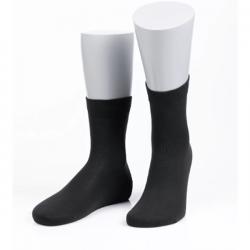 Носки мужские 15D1 антрацит мел 25 размер