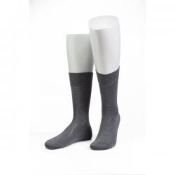 Носки мужские 15D1 антрацит мел 27 размер