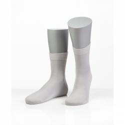 Носки мужские 15D1 св.серый 25 размер