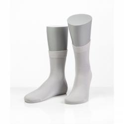 Носки мужские 15D1 св.серый 27 размер