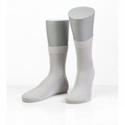 Носки мужские 15D1 св.серый 29 размер