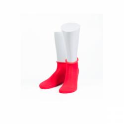 Носки женские 15D22 красный 23 размер