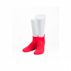 Носки женские 15D22 красный 25 размер
