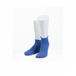 Носки женские 15D22 синий 25 размер