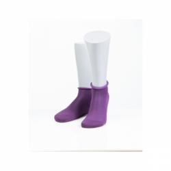 Носки женские 15D22 фиолет 25 размер