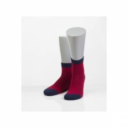 Носки женские 15D27 бордовый 25 размер