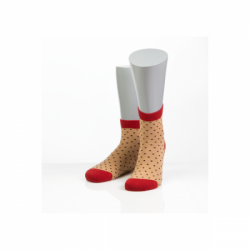 Носки женские 15D27 песочный 25 размер