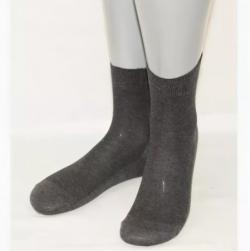 Носки женские 15DF8 антрацит 25 размер