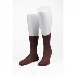 Носки мужские 15D1 коричн 25 размер