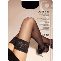 Sisi Queen 20 (чулки) Miele 2