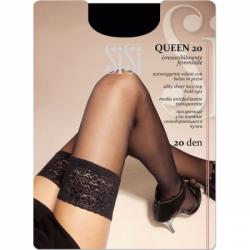 Sisi Queen 20 (чулки) Miele 4
