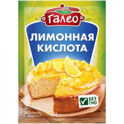 Galeo Лимонная кислота 14г (32)