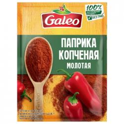 Galeo Паприка копченая молотая 15г (32)
