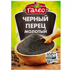 Galeo Перец черный молотый 15г (32)