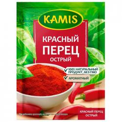Kamis Красный перец острый 20г (33)