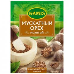 Kamis Мускатный орех молотый 15г (15)