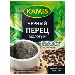 Kamis Перец черный молотый 20г (30)
