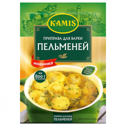 Kamis Приправа для варки пельменей 20г (30)