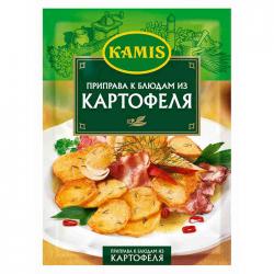Kamis Приправа к блюдам из картофеля 25г (30)