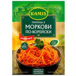 Kamis Приправа к моркови по-корейски 20г (30)