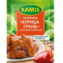 Kamis Приправа Курица гриль с копченой паприкой 25г (25)