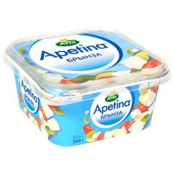 Арла Сыр брынза Apetina 52% 500г (12) п/п контейнер