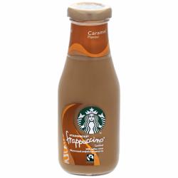 STARBUCKS молоч коф напит Frappuccino Caramel 1,2% 250мл (8)