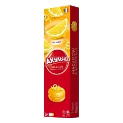 Макаруны со вкусом лимона Т12х0,060кг