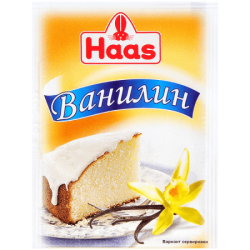 ПецХ ХААС Ванилин 1,5г (120)