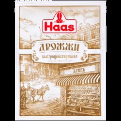 ПецХ ХААС Дрожжи сухие пекарские 7г (60)