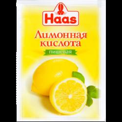 ПецХ ХААС Лимонная кислота 10г (50)