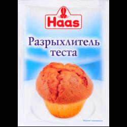 ПецХ ХААС Разрыхлитель теста 12г (70)