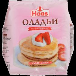 ПецХ ХААС Оладьи 250г (10)